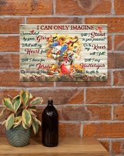 I Can Only Imagine 17x11 Poster poster-landscape-17x11-lifestyle-23