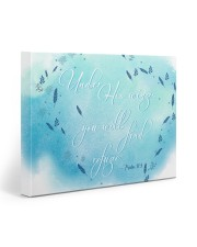 Psalm 91:4 20x16 Gallery Wrapped Canvas Prints thumbnail