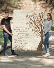 """I Can Only Imagine Quilt 50""""x60"""" - Throw aos-quilt-50x60-lifestyle-front-02"""
