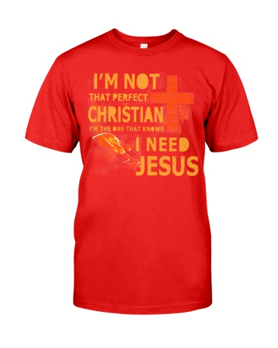 I'm Not That Perfect Christian