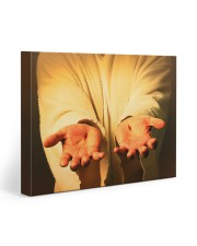 Give me your hand Gallery Wrapped Canvas Prints tile
