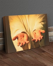 Give me your hand 24x16 Gallery Wrapped Canvas Prints aos-canvas-pgw-24x16-lifestyle-front-04