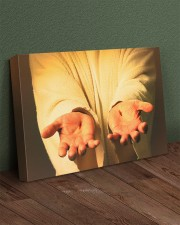 Give me your hand 24x16 Gallery Wrapped Canvas Prints aos-canvas-pgw-24x16-lifestyle-front-10