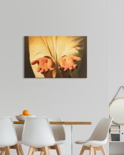 Give me your hand 24x16 Gallery Wrapped Canvas Prints aos-canvas-pgw-24x16-lifestyle-front-20