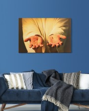 Give me your hand 24x16 Gallery Wrapped Canvas Prints aos-canvas-pgw-24x16-lifestyle-front-21