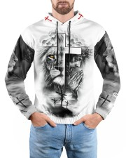 Let Your Faith Be Bigger Than Your Fear Men's All Over Print Hoodie aos-complex-men-hoodie-lifestyle-front-09