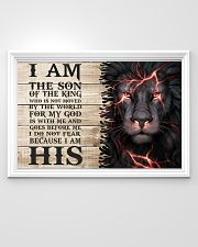 I am the Son of the King 36x24 Poster poster-landscape-36x24-lifestyle-02