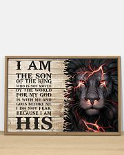 I am the Son of the King 36x24 Poster poster-landscape-36x24-lifestyle-03