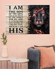 I am the Son of the King 36x24 Poster poster-landscape-36x24-lifestyle-18