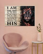 I am the Son of the King 36x24 Poster poster-landscape-36x24-lifestyle-19