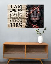 I am the Son of the King 36x24 Poster poster-landscape-36x24-lifestyle-21