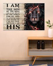 I am the Son of the King 36x24 Poster poster-landscape-36x24-lifestyle-22