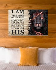 I am the Son of the King 36x24 Poster poster-landscape-36x24-lifestyle-23