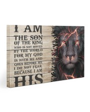 I am the Son of the King 30x20 Gallery Wrapped Canvas Prints thumbnail
