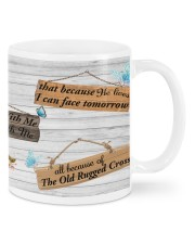 The Old Rugged Cross Mug front