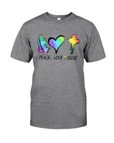 Peace - Love - Jesus