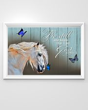 Be still and known that i am God 36x24 Poster poster-landscape-36x24-lifestyle-02