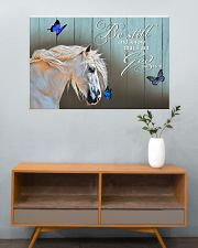 Be still and known that i am God 36x24 Poster poster-landscape-36x24-lifestyle-21