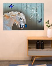 Be still and known that i am God 36x24 Poster poster-landscape-36x24-lifestyle-22