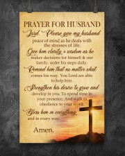 Prayer For Husband 11x17 Poster aos-poster-portrait-11x17-lifestyle-12