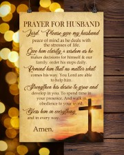 Prayer For Husband 11x17 Poster aos-poster-portrait-11x17-lifestyle-24
