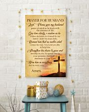 Prayer For Husband 11x17 Poster lifestyle-holiday-poster-3
