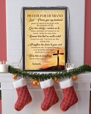Prayer For Husband 11x17 Poster lifestyle-holiday-poster-4