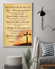 Prayer For Husband 11x17 Poster lifestyle-poster-1