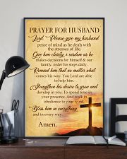 Prayer For Husband 11x17 Poster lifestyle-poster-2