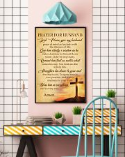 Prayer For Husband 11x17 Poster lifestyle-poster-6