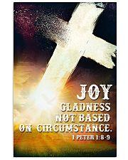 Joy 11x17 Poster front