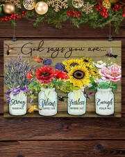 God says you are 17x11 Poster aos-poster-landscape-17x11-lifestyle-27