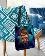 Just Breathe and Believe All-over Tote aos-all-over-tote-lifestyle-front-01