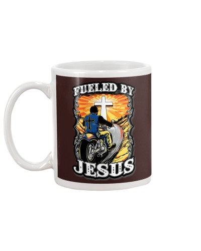 FUELED BY JESUS