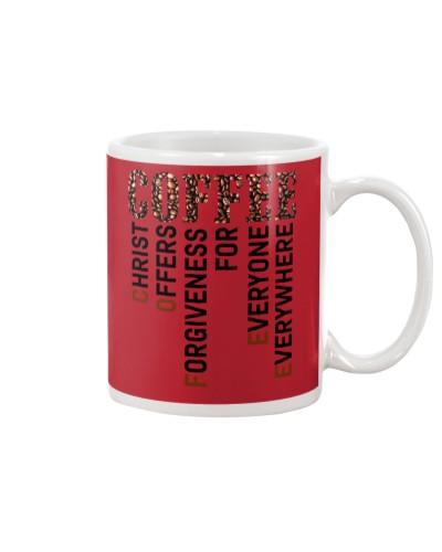 COFFEE AND CHRIST