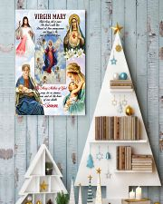 Virgin Mary 11x17 Poster lifestyle-holiday-poster-2
