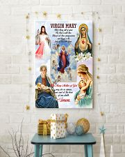 Virgin Mary 11x17 Poster lifestyle-holiday-poster-3