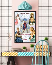 Virgin Mary 11x17 Poster lifestyle-poster-6