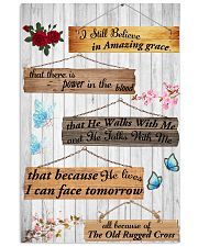 The Old Rugged Cross Vertical Poster tile