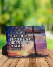 Acts 16:31 10x8 Easel-Back Gallery Wrapped Canvas aos-easel-back-canvas-pgw-10x8-lifestyle-front-01