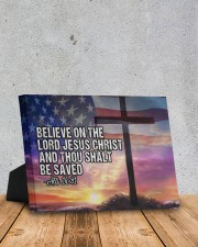 Acts 16:31 10x8 Easel-Back Gallery Wrapped Canvas aos-easel-back-canvas-pgw-10x8-lifestyle-front-02