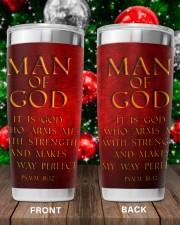 Man Of GOD 20oz Tumbler aos-20oz-tumbler-lifestyle-front-100
