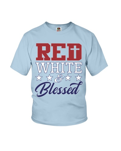 Red White and Blessed