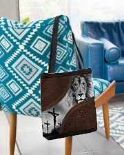 Faith Over Fear All-over Tote aos-all-over-tote-lifestyle-front-01