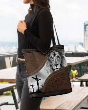 Faith Over Fear All-over Tote aos-all-over-tote-lifestyle-front-04