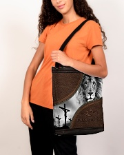 Faith Over Fear All-over Tote aos-all-over-tote-lifestyle-front-07