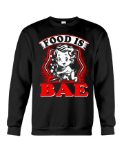 Food is Bae Crewneck Sweatshirt thumbnail