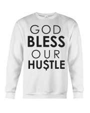 God Bless Our Hustle Crewneck Sweatshirt thumbnail