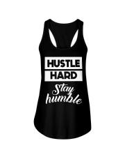 Hustle Hard Stay humble Ladies Flowy Tank thumbnail