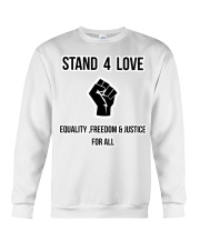 STAND 4 LOVE  Crewneck Sweatshirt tile